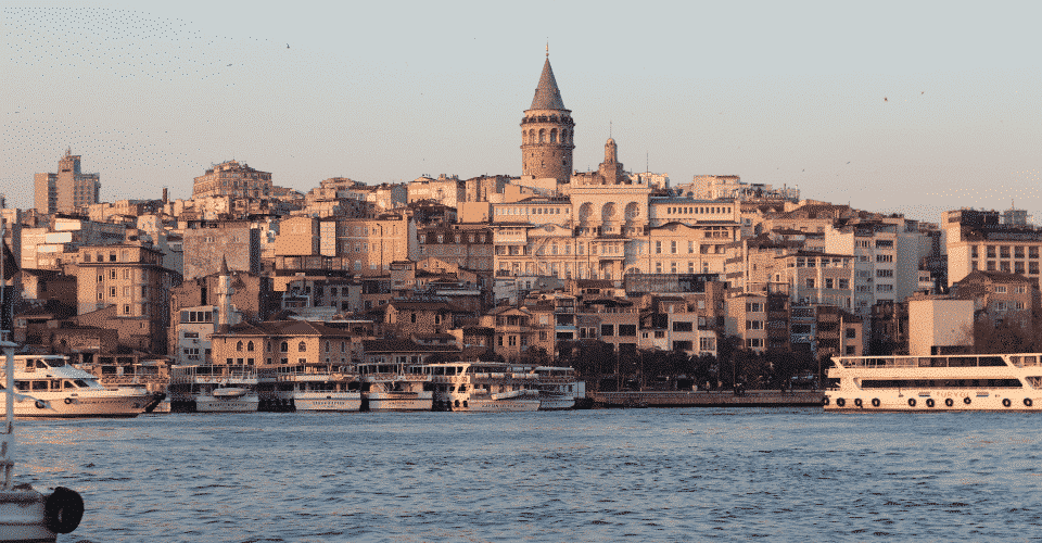 Living in Turkey - Istanbul